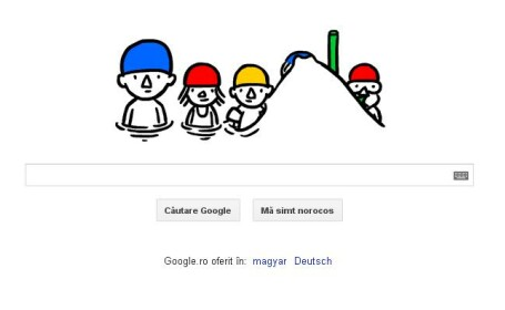 solstitiul de vara 21 iunie google doodle