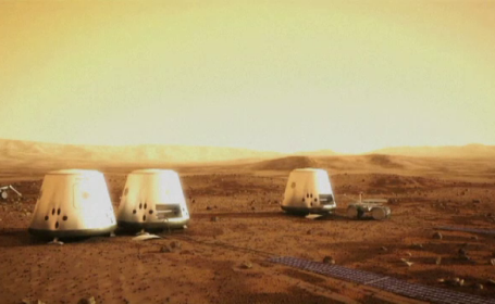 Mars One, colonie pe Marte