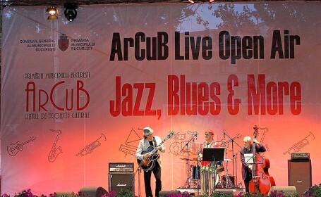 ArCuB Live Open Air-Jazz