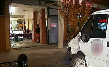 Accident in Australia