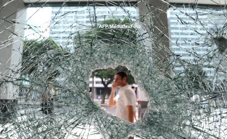 Protestele din Brazilia, scapate de sub control. VIDEO cu oameni care distrug si jefuiesc magazine