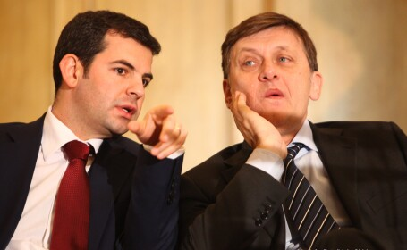 Daniel Constantin, Crin Antonescu