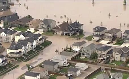 Inundatii in Canada
