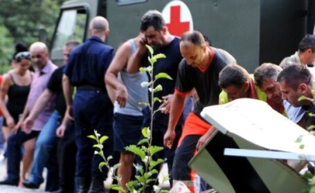 accident Muntenegru, site