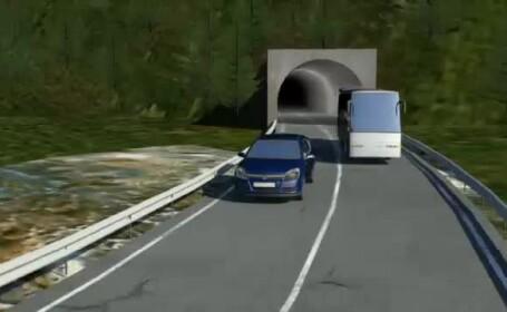 Autocarul implicat in accidentul din Muntenegru mergea cu 80 km/h, dublu fata de viteza admisa