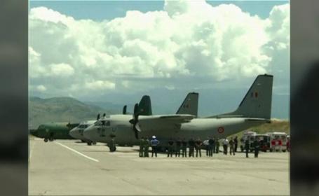 Podul aerian Bucuresti - Podgorica. Filmul operatiunii de salvare fara precedent a autoritatilor