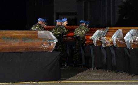 Doua dintre femeile ranite in accidentul din Muntenegru nu au aflat inca despre moartea sotilor