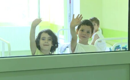 Primul spital universitar de urgenta in pediatrie din Romania ar urma sa functioneze din 2015