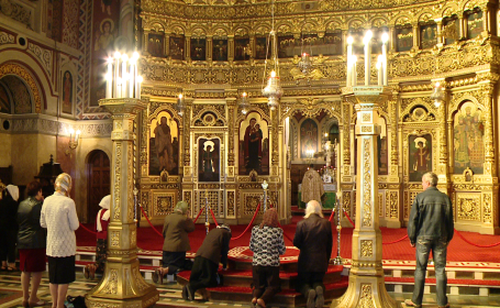 slujba Catedrala Mitropolitana