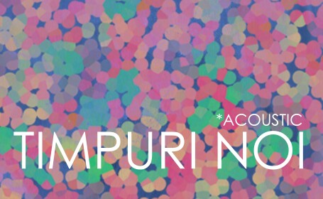 Concert acustic Timpuri Noi in club Madame Pogany din Bucuresti - sambata, 29 iunie