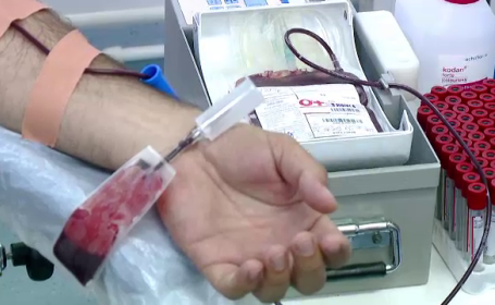 sange victime