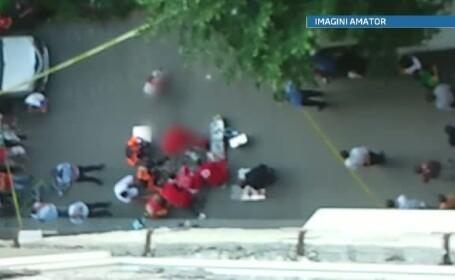 Accident tragic in Bucuresti. Un copil de 14 ani a murit, dupa ce ghidonul bicicletei s-a rupt