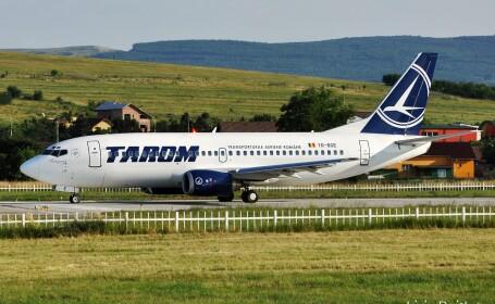 Agentia europeana pentru siguranta aeriana recomanda evitarea zborurilor spre Israel. Tarom a suspendat zborul spre Tel Aviv