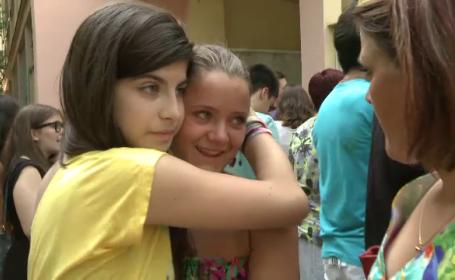 EVALUARE NATIONALA 2013. Reactiile adolescentilor dupa ce s-au bucurat de notele unui examen usor