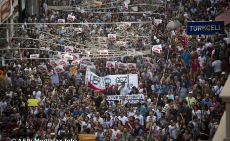 Proteste Turcia 30 iunie - 5