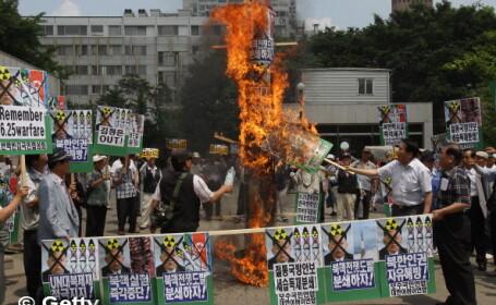 coreea de nord coreea de sud