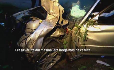 Zi neagra pentru o familie din Prahova. O fata de 14 ani a murit intr-un accident grav, in drum spre nunta mamei sale