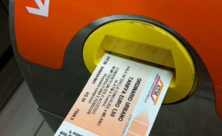 bilet metrou Milano