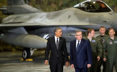 Obama propune un miliard de dolari pentru un plan de securitate in Europa de Est. Sunt vizate Ucraina si Moldova