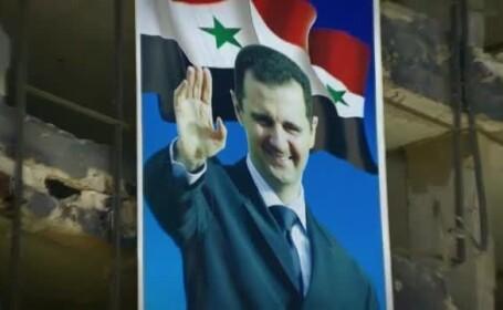 STIRI EXTERNE PE SCURT. Scrutinul prezidential din Siria s-a desfasurat pe fundal de explozii si obuze