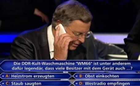 Angela Merkel NU i-a raspuns la telefon unui aliat politic, participant la concursul \