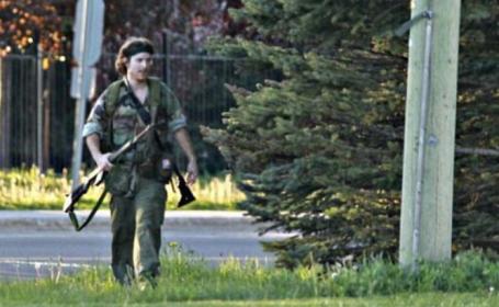 Pedeapsa fara precedent in Canada. Barbatul care a ucis 3 politisti, condamnat la 75 de ani de inchisoare