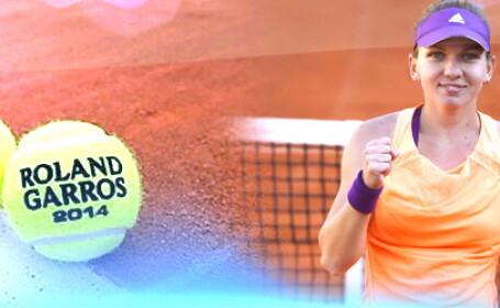 Simona Halep scrie istorie la Roland Garros. Indiferent de rezultatul din finala, romanca intra de luni in TOP 3 mondial