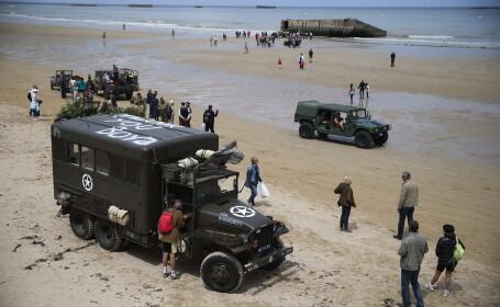 Europa comemoreaza 70 de ani de la debarcarea din Normandia