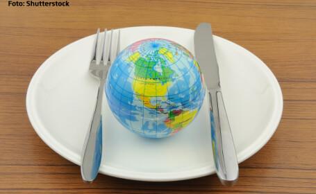cover incalzire globala pamant pe farfurie