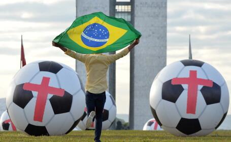 Campionatul Mondial de Fotbal 2014. Restaurantele si barurile din Brazilia freamata in asteptarea celor 600.000 de turisti