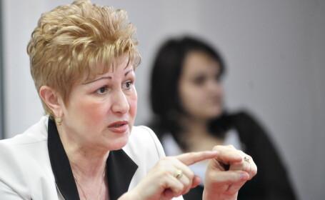 Livia Stanciu, numita judecator la Curtea Constitutionala a Romaniei. Klaus Iohannis a semnat decretul