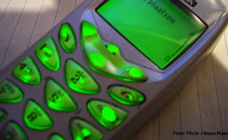 telefon Nokia macro