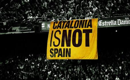 Catalunia nu e Spania