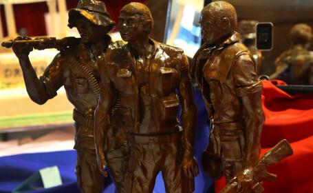 soldati de ciocolata