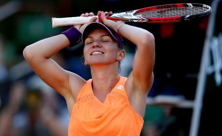 SIMONA HALEP a invins-o pe ZARINA DIYAS in optimi, la WIMBLEDON 2014. Sharapova e eliminata, Halep poate ajunge numarul 2 WTA
