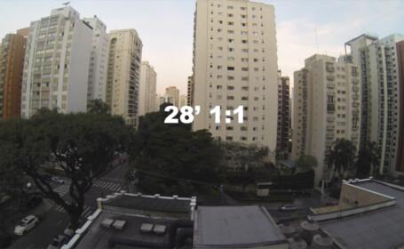 cartierul Moema din Sao Paulo