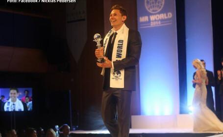 Nicklas Pedersen, mister World 2014