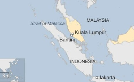 Naufragiu produs in largul Malaysiei. 66 de persoane sunt date disparute