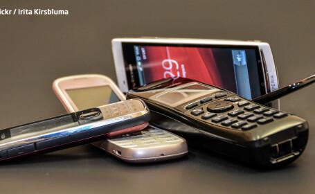 diverse telefoane produse de Nokia