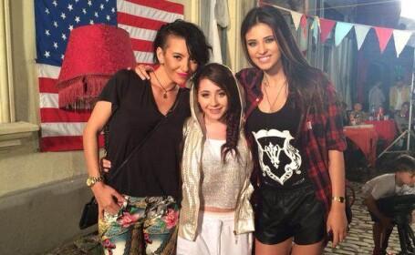 Nicole Cherry, Antonia, Giulia