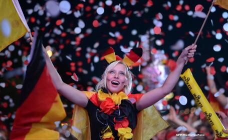 Suporter al Germaniei