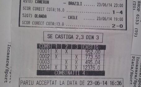 bilet CM