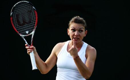 Wimbledon: Simona Halep i-a oferit o lectie de tenis Belindei Bencic. Cum i-a impresionat romanca pe britanici