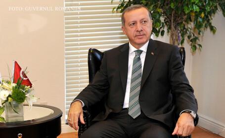 Presedintele Turciei, ironizat de o publicatie germana. Cum arata coperta cu tenta obscena pe care apare Erdogan. FOTO