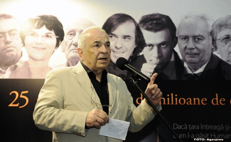 Gabriel Liiceanu - AGERPRES