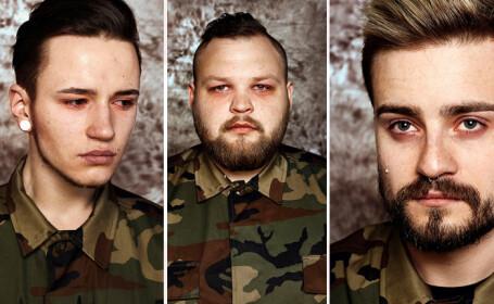 Cum au reactionat tinerii din Lituania dupa ce s-a reintrodus armata obligatorie. \