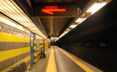 metrou roma - getty