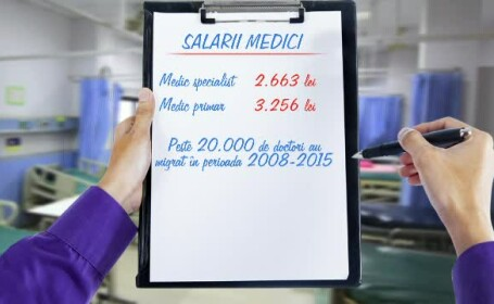 Medicii ar putea lucra in regim privat, peste program, in spitalele statului. De unde vrea PSD sa atraga bani mai multi