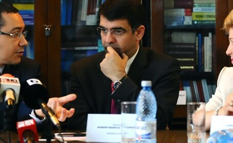 Victor Ponta, atacat dur de sefa ICCJ: \