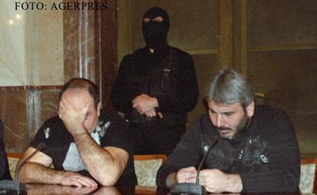 O noua condamnare pentru fratii Sile si Nutu Camataru. Alti 25 de interlopi au primit pedepse cu executare in dosarul lor